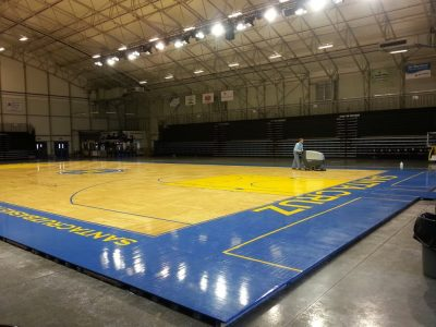santa cruz warriors 1